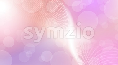 Digital vector abstract empty light pink Stock Vector