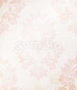 Baroque royal pattern fabric. Vector damask ornament texture design Stock Vector
