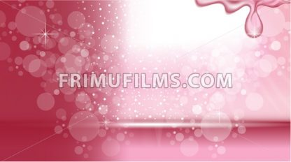 Digital Vector Abstract Pink Background - frimufilms.com