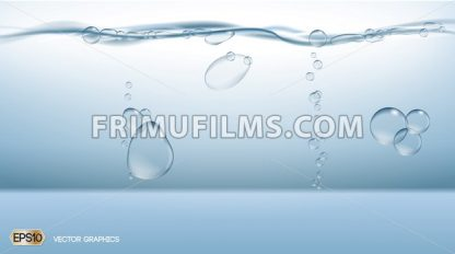Digital Vector Water drops Background - frimufilms.com