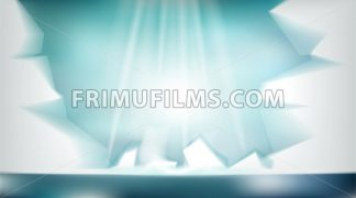 Digital vector abstract empty light frozen icy - frimufilms.com