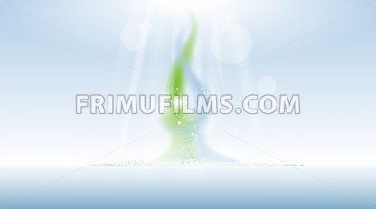 Digital vector abstract empty light light blue - frimufilms.com