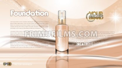Glamorous foundation ads - frimufilms.com