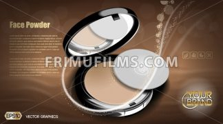 Modern face powder cosmetic - frimufilms.com