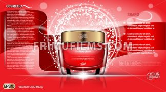 Moisturizing Cream cosmetic ads - frimufilms.com