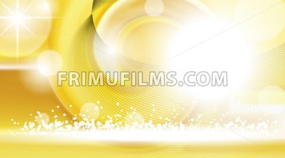 Digital vector yellow abstract empty background - frimufilms.com