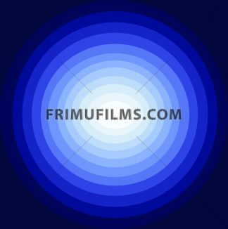 Abstract background with blue circles descending to the centre in white color, digital vector image - frimufilms.com