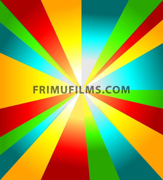 Colored Abstract Background With Red Blue Yellow And Green Lines Digital Vector Image Frimufilms