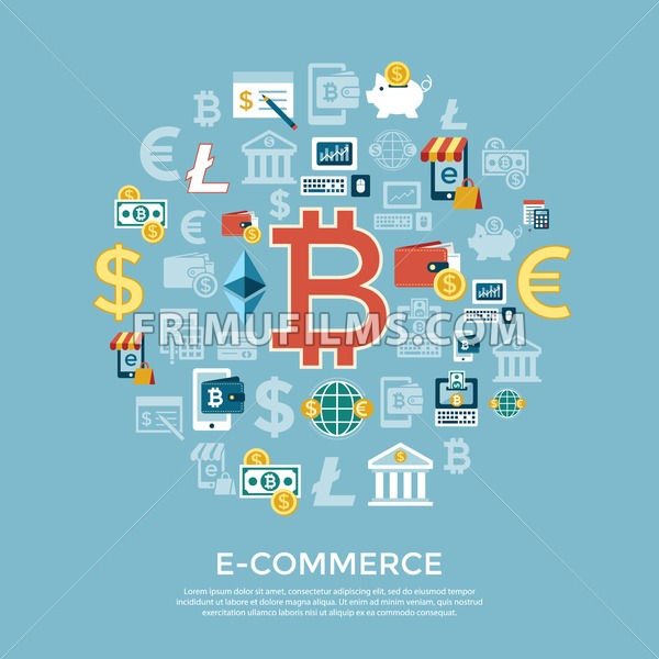 e money vs cryptocurrency