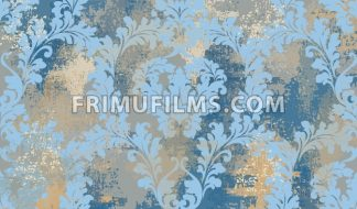Luxury classic ornament Vector. Grunge background. Baroque intricate design illustration - frimufilms.com