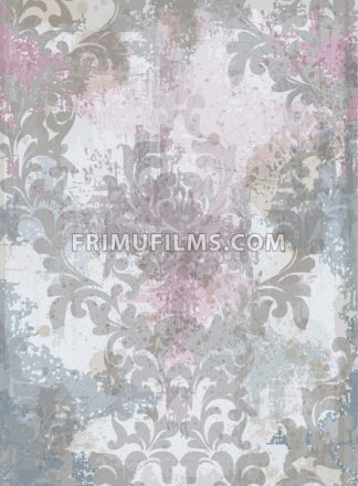 Luxury classic ornament background Vector. Baroque intricate pattern design grunge decor illustration - frimufilms.com