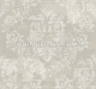 Vector damask pattern background. Classical luxury old fashioned ornament, royal victorian texture for wallpapers, textile, wrapping. Exquisite floral baroque template - frimufilms.com