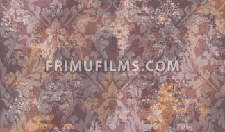 Vintage Classic ornament decor background Vector. Baroque intricate design. Texture, fabric elements illustration - frimufilms.com