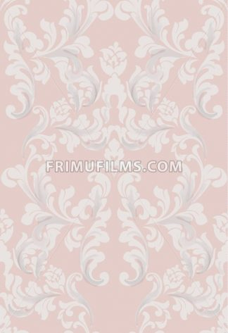 Vintage Baroque seamless texture pattern Vector. Wallpaper ornament decor. Textile, fabric, tiles trendy - frimufilms.com