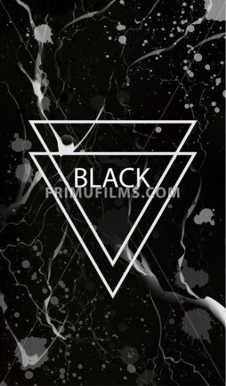 Black marble background Vector. stone texture illustration - frimufilms.com