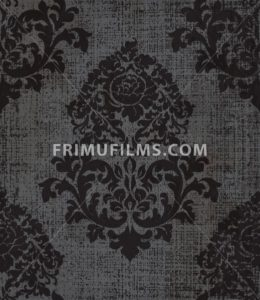 Elegant baroque pattern background Vector. Rich imperial decor. Royal victorian texture - frimufilms.com