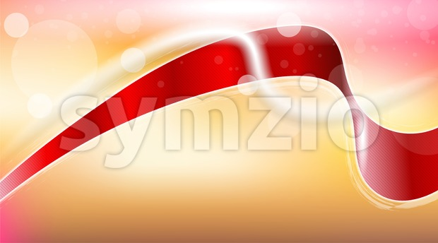 Digital vector abstract empty light brown Stock Vector