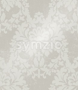 Baroque intricate pattern design. Luxury classic ornament background Vector decor Stock Vector