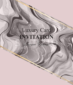 Luxury Marble texture card Vector. Beautiful stone pattern. pastel color Stock Vector